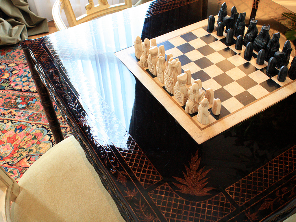 Great Room Game Table