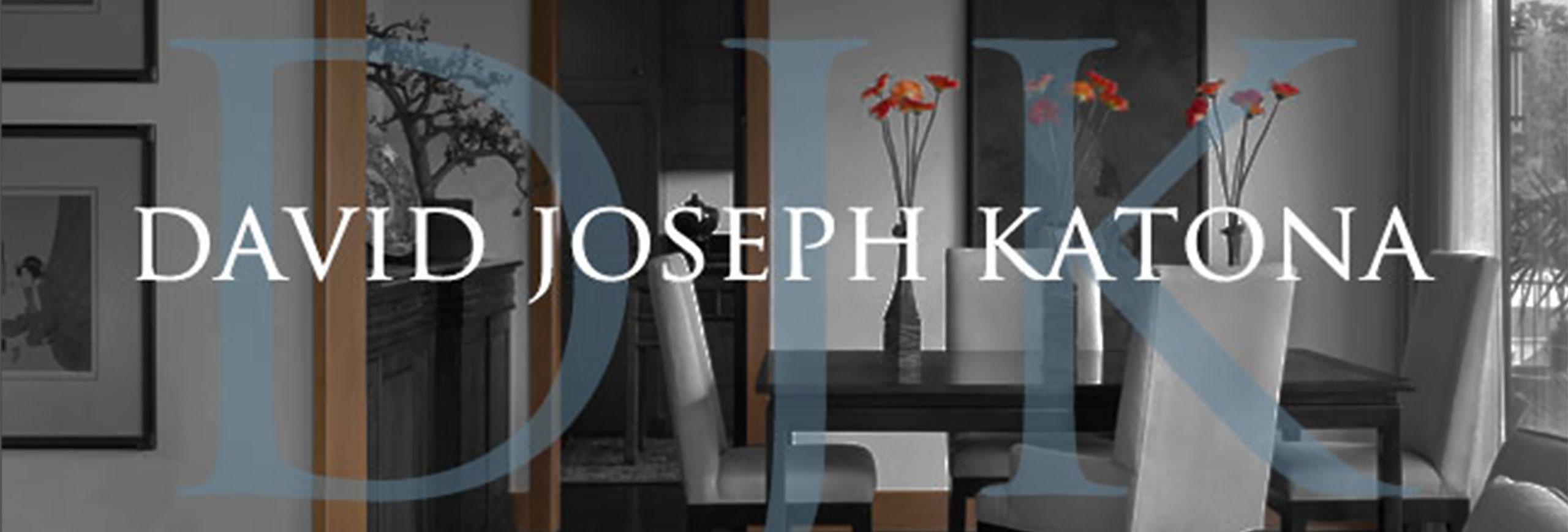 David Joseph Katona Banner Logo